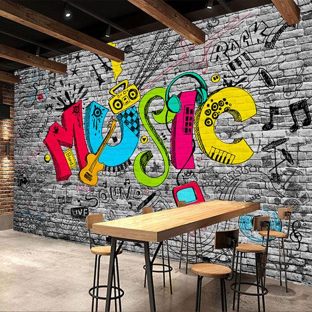 Impression murale en interieur BF Impressions Murales