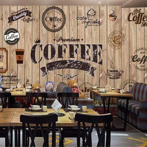 Impression murale sur bois BF Impressions Murales